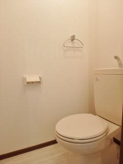 【トイレ】ヴィラ上野毛