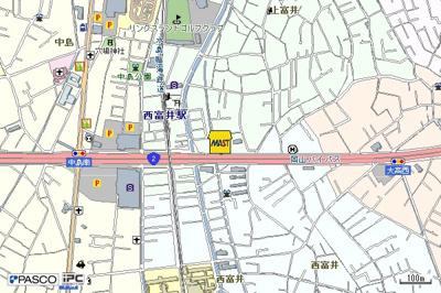 ファインユニゾンA棟(倉敷市上富井賃貸アパート)