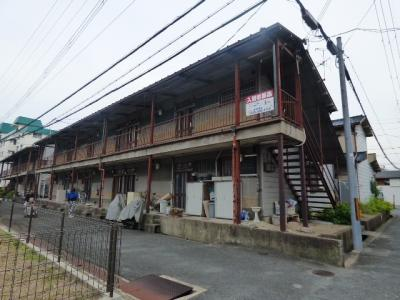 【外観】川本文化住宅西棟