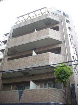 【外観】パークウェル白金
