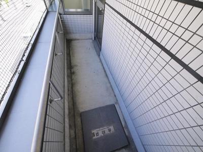 【バルコニー】大谷第五ビル