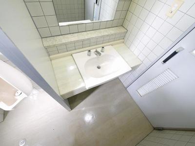 【洗面所】大谷第五ビル