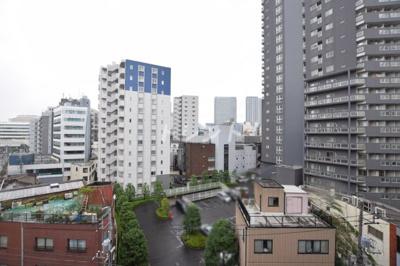 【展望】ステージファースト神楽坂