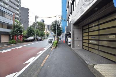 【周辺】ステージファースト神楽坂