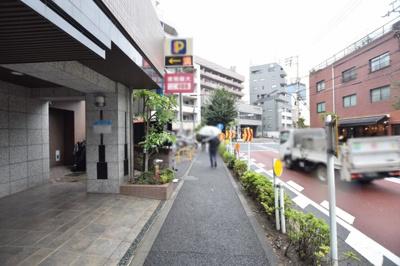 【外観】ステージファースト神楽坂