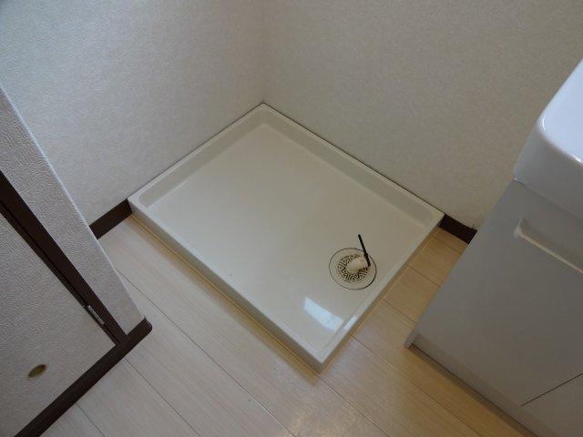 サイドテール高井田 洗面所