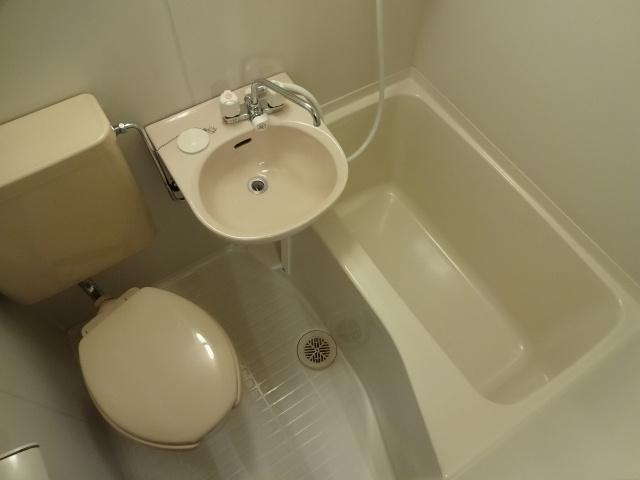 ベルファム関屋 浴室 トイレ ユニットバス