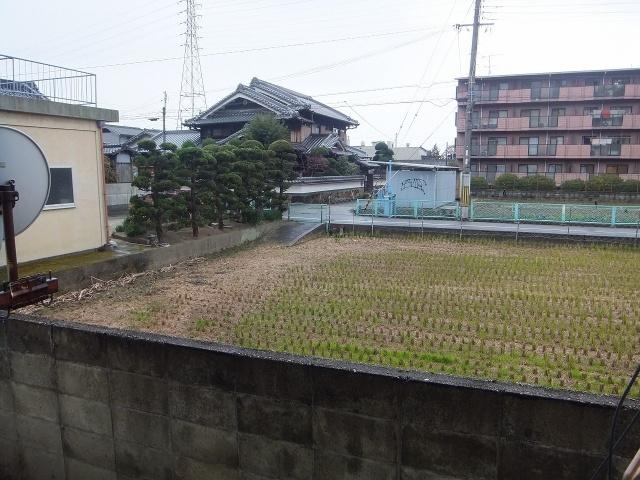 【バルコニー】居村コーポ