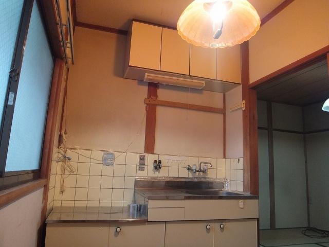 【キッチン】居村コーポ