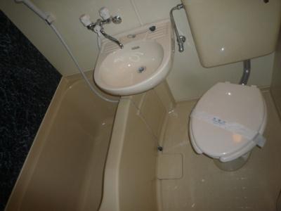 【浴室】ムーンライズ