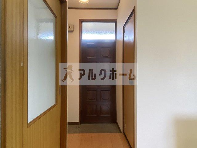 メゾン辻 玄関