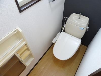 【トイレ】コーポエルム