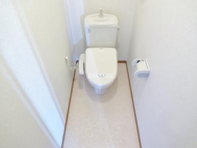 【トイレ】メープル南口A棟
