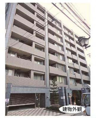 【外観】菱和パレス下北沢駅前