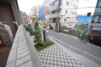 【展望】菱和パレス下北沢駅前