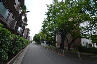 【外観】給田西住宅 2号棟