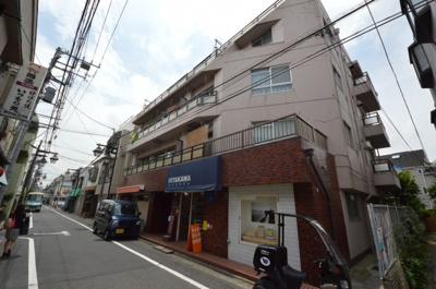 【外観】目黒本町ヒミコマンション
