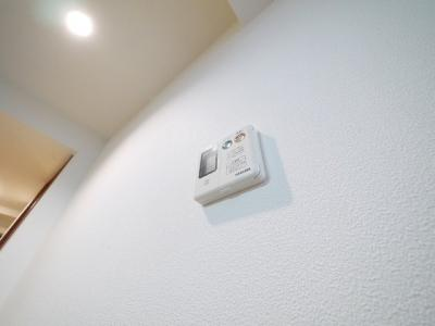 温度調節も楽々。オール電化で光熱費も抑えられますよ。