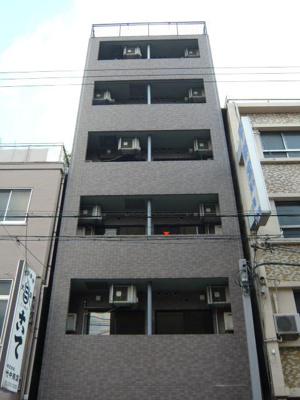 【外観】レジデンス難波東