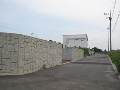 【前面道路含む現地写真】富士見ヶ丘3丁目6番