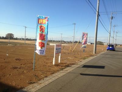 【前面道路含む現地写真】富士見ヶ丘4丁目8番