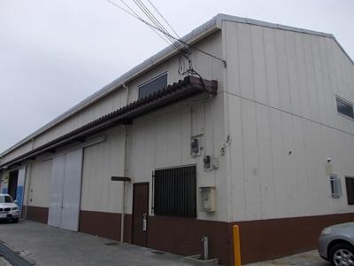 【外観】毛穴町貸工場