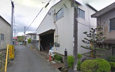 【外観】和泉市坪井町倉庫