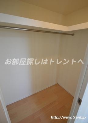 【収納】カテリーナ代々木プレイス