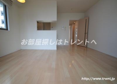 【居間・リビング】カテリーナ代々木プレイス