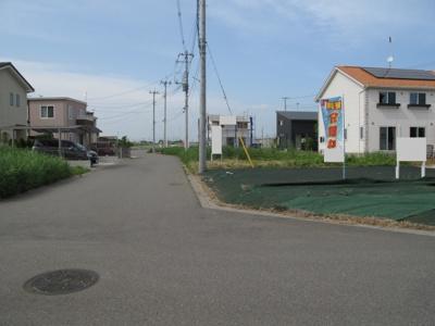 【前面道路含む現地写真】富士見ヶ丘1丁目32番