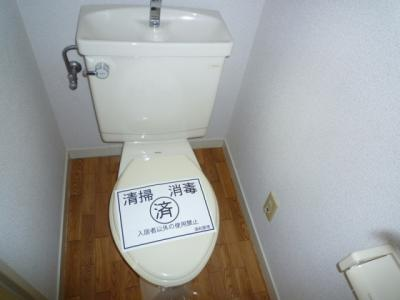 【トイレ】セゾン四日市