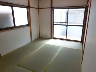 【寝室】大田町 貸家