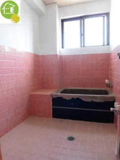 【浴室】コーポ金城