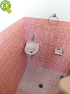 【トイレ】コーポ金城