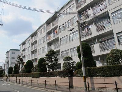 【外観】緑橋コーポ2号館