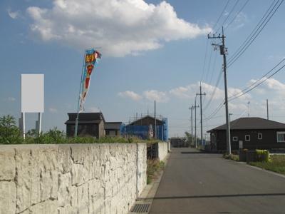 【前面道路含む現地写真】富士見ヶ丘4丁目21番