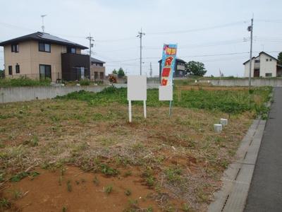 【前面道路含む現地写真】富士見ヶ丘4丁目22番