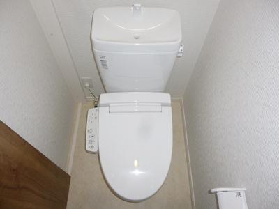 【トイレ】EMS COURT 太子橋