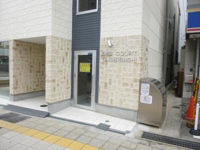 【エントランス】EMS COURT 太子橋