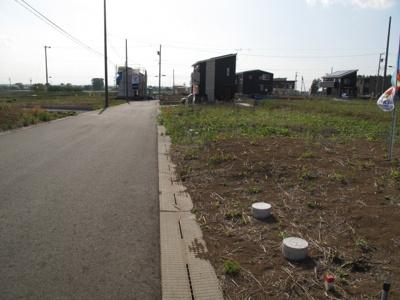 【前面道路含む現地写真】富士見ヶ丘4丁目23番