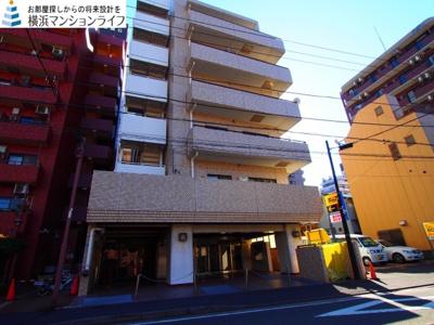 【外観】パーク・ノヴァ横浜・弐番館