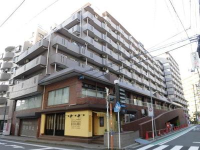 【外観】モンテベルデ横浜