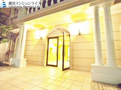 【エントランス】パークテラス横浜ベイ