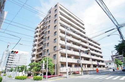 【外観】クリオ横浜高島町壱番館