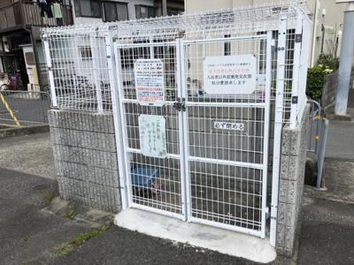【その他共用部分】松村ハイツD棟
