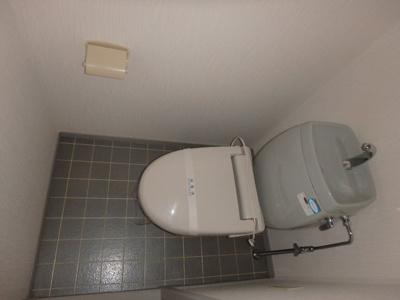 【トイレ】ラ・コンテ倉敷