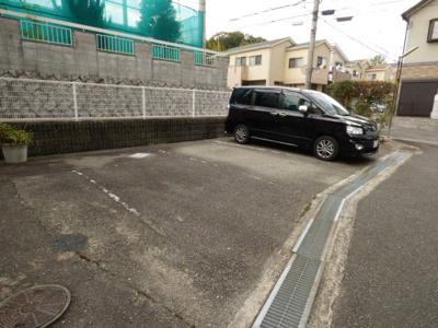 【駐車場】シティハイムソファレ山本