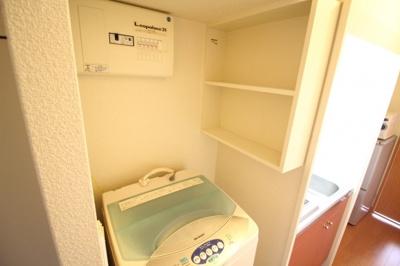 ☆洗濯機上収納☆