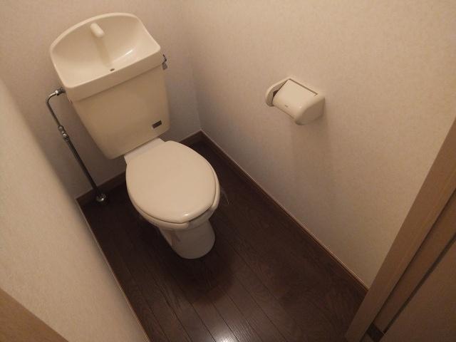 【トイレ】ゴールドレジデンス堅下