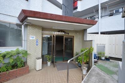 【エントランス】桜丘フラワーホーム